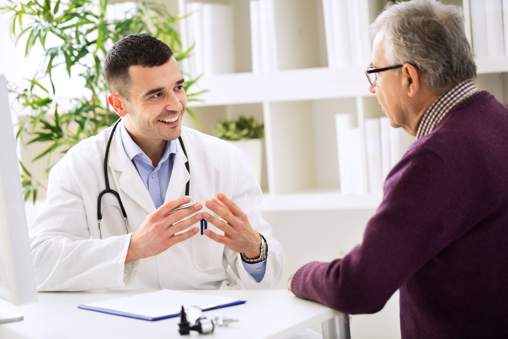 What Are Seniors Looking for in a Healthcare Provider?