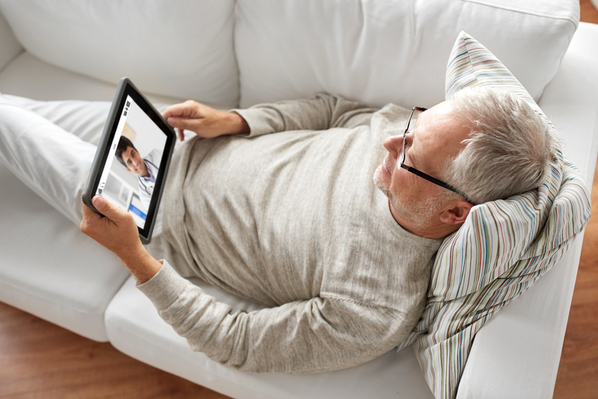 healthcare-at-home-tablet