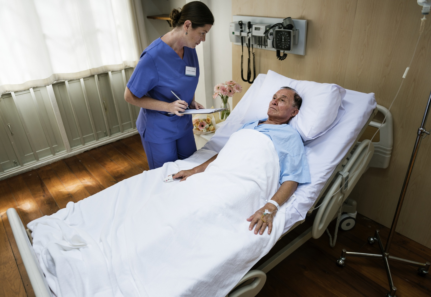 How Nurses Can Help Reduce Hospital Readmissions